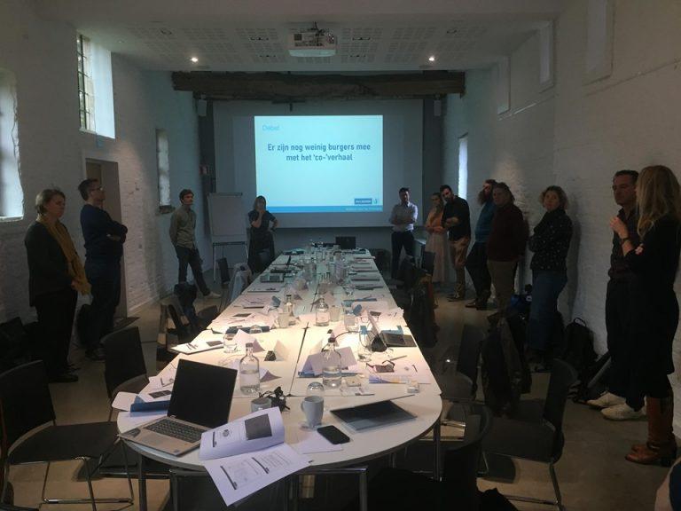 Burgerparticipatie en co-creatie: verslag van de opleiding – deel 2