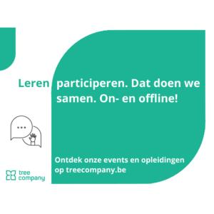 Leren participeren: ontdek onze opleidingen over online participatie