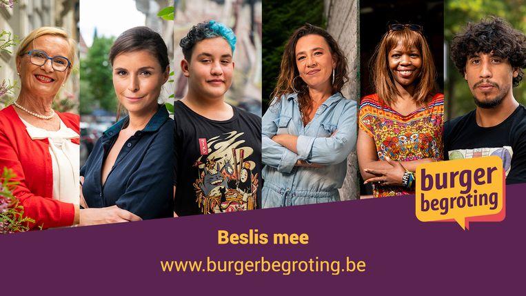 Online deliberatie voor de burgerbegroting van Antwerpen