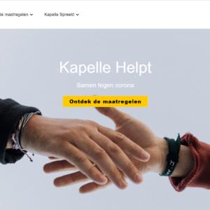 Kapelle Spreekt - online participatie in Kapelle-op-den-Bos