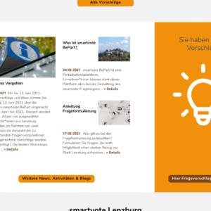 Smartvote Lenzburg